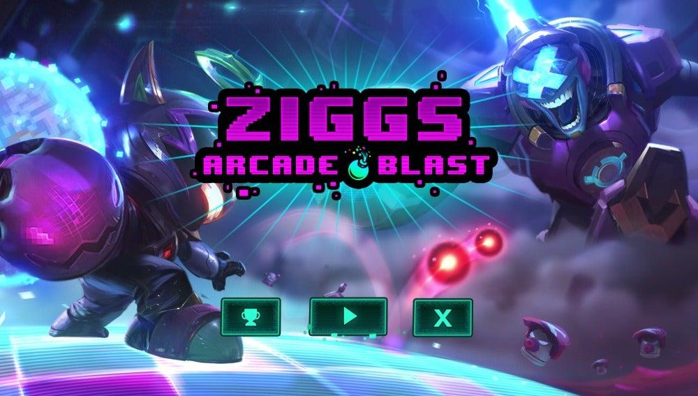 Ziggs Arcade