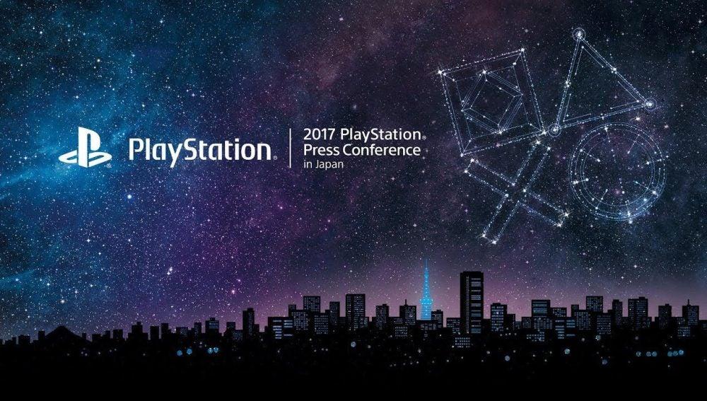 Conferencia TGS de PlayStation