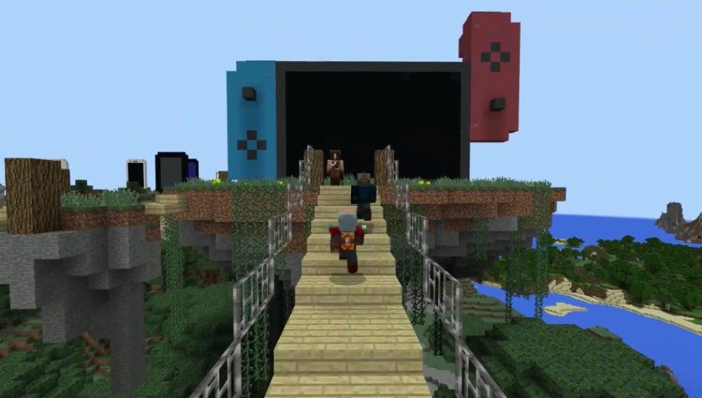 Neox Games El Juego Cruzado De Minecraft En Nintendo Switch