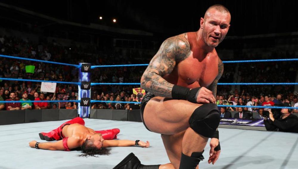 RKO de Randy Orton a Nakamura