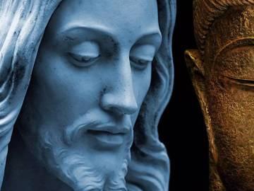 Jesucristo y Buda