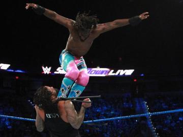 'The New Day' nuevos campeones por parejas de SmackDown Live