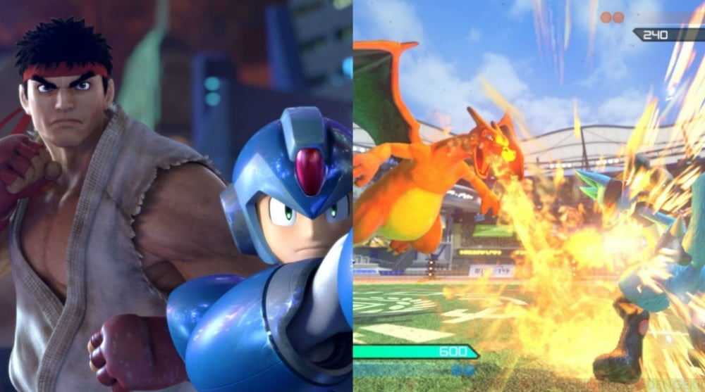 Marvel vs Capcom Infinite y Pokken Tournament DX