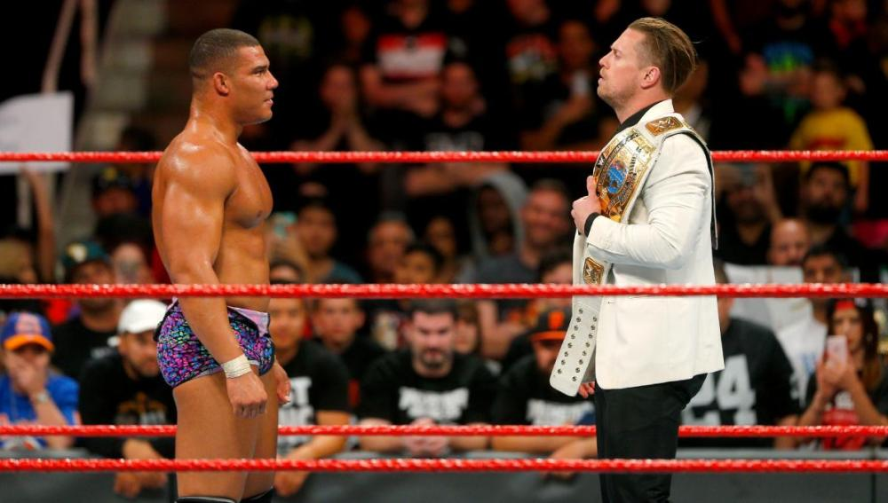 Jason Jordan, rival de The Miz por el título Intercontinental en No Mercy