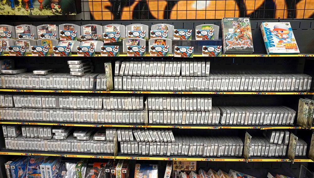 Juegos de Nintendo 64 en Super Potato