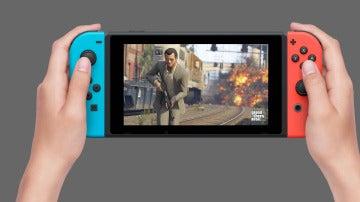 Podrás jugar a GTA V en versión portátil muy pronto   NEOX GAMES