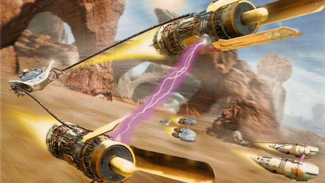 Star Wars Episode I: Racer marca su nueva fecha de lanzamiento para Switch y PS4 - VÍDEO