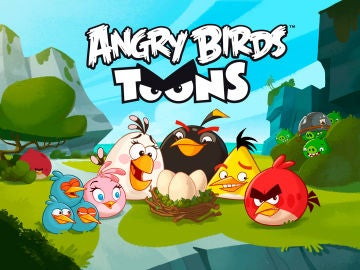 T1 angry birds toons