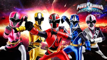 T1 Power rangers ninja steel
