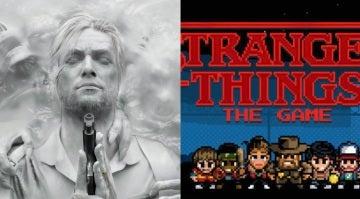 El regreso de The Evil Within y el juego de Strager Things