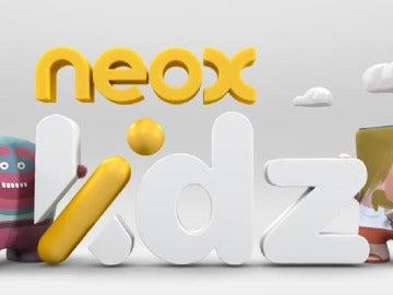 Llega Neox Kidz con nuevas series y nuevos personajes