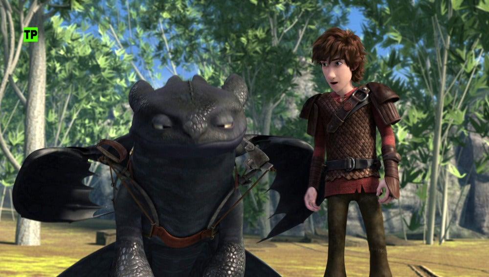 'Cómo entrenar a tu dragón'