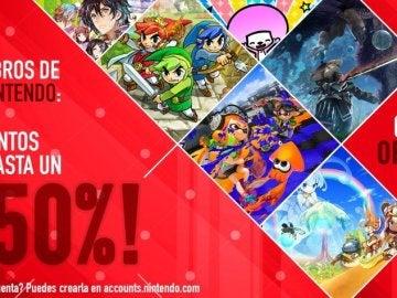 Ofertas de Nintendo