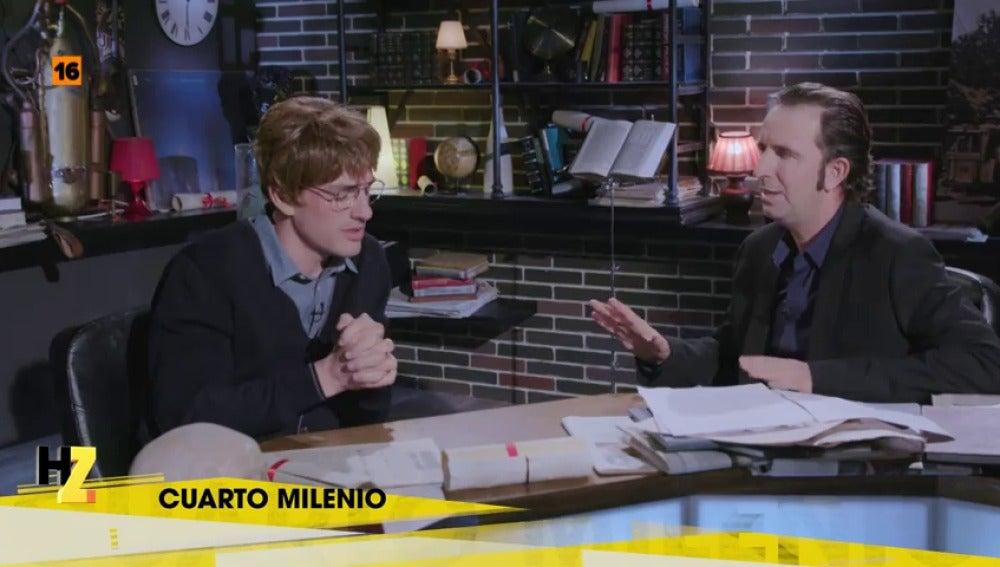La pausa dramática de Íker Jiménez