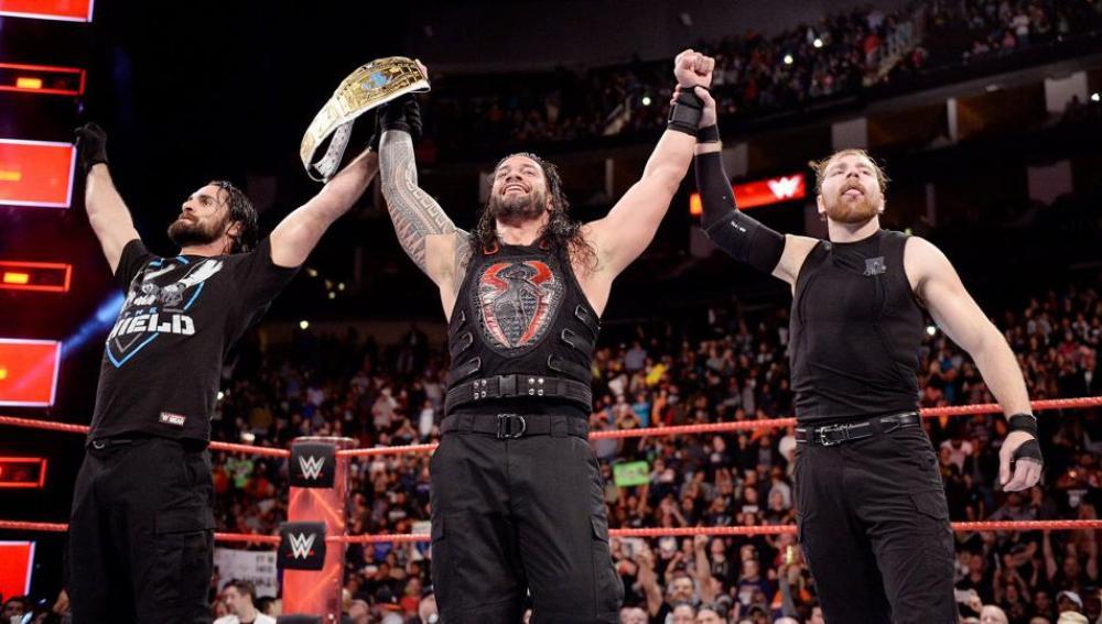 Roman Reigns, nuevo campeón Intercontinental