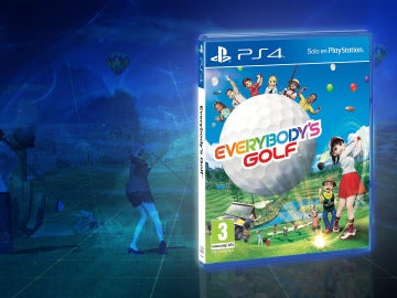 Llévate a casa el último Everybody's Golf para PS4