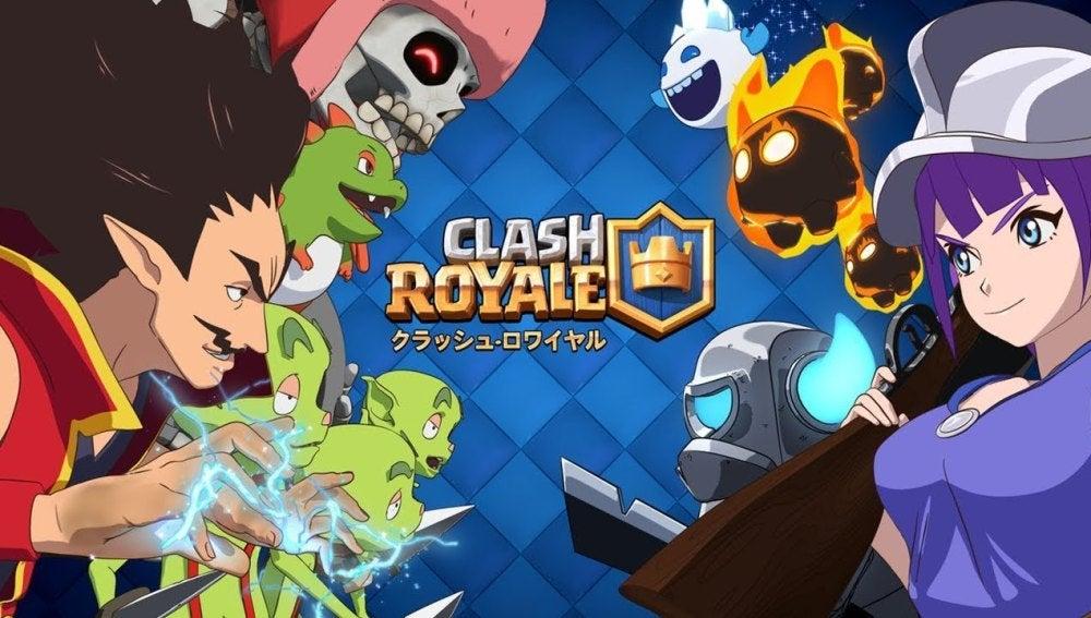Anime Clash Royale