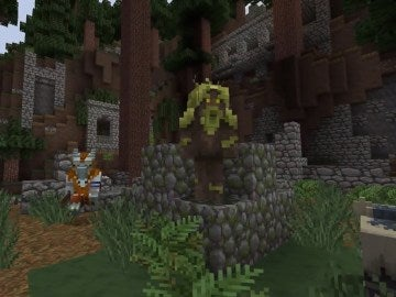 Mitología nórdica en Minecraft