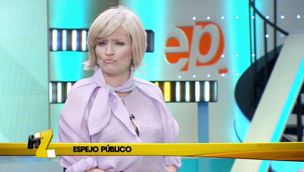 Susanna Griso en Homo Zapping