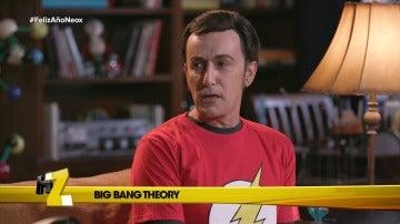Sheldon en Homo Zapping