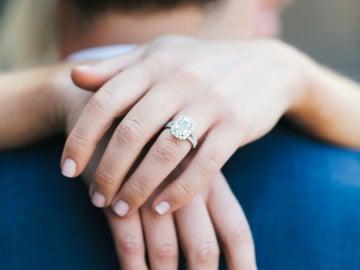 Un fabuloso anillo de pedida
