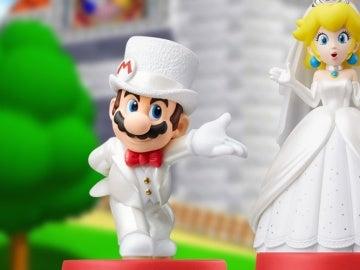 Super Mario y Peach
