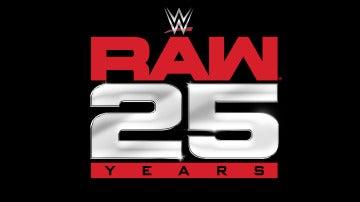 25 Aniversario de Raw