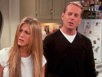 Bruce Willis en Friends