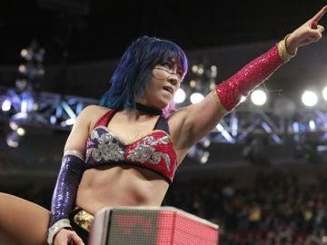 """WWE Royal Rumble 2018 """"Nakamura y Asuka ponen la bandera de Japón en el corazón de América"""""""