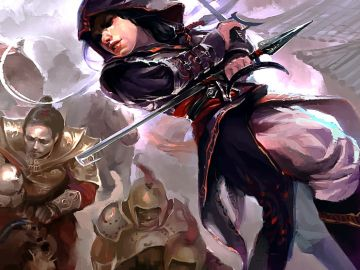 Assassin's Creed China art