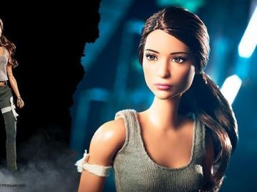 Barbie de Tomb Raider