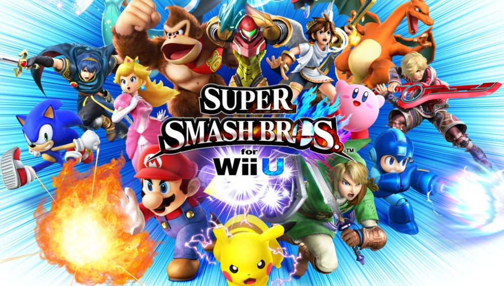Neox Games Super Smash Bros For Nintendo Switch Podria Ser