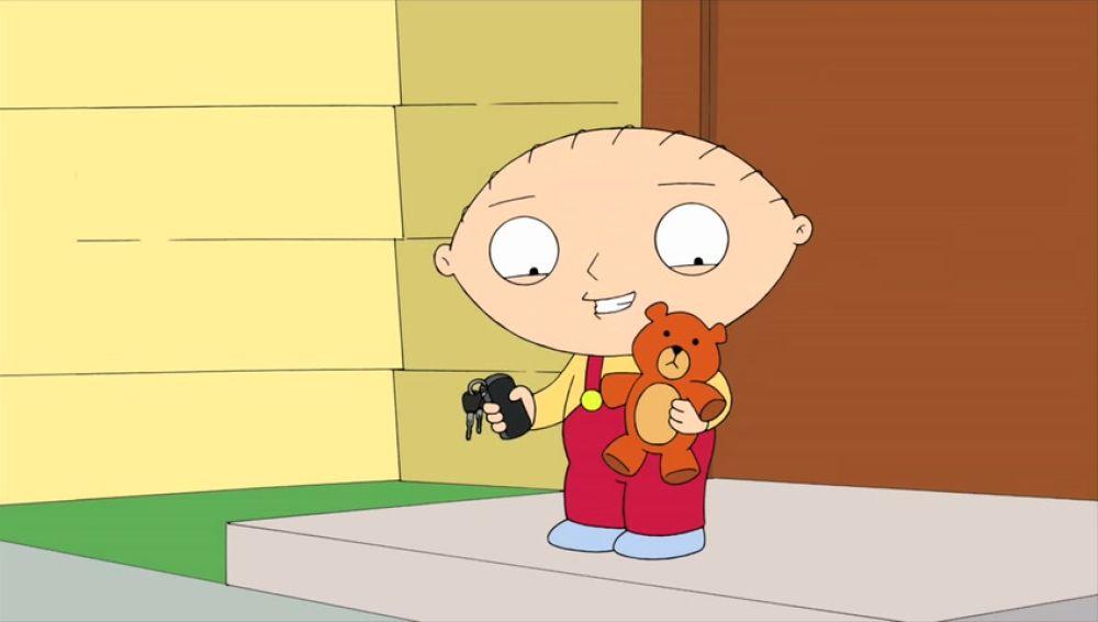 Stewie de 'Padre de familia'