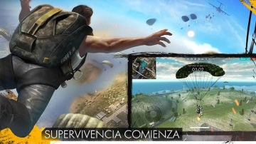 Neox Games Free Fire Battlegrounds El Fortnite Gratuito Para