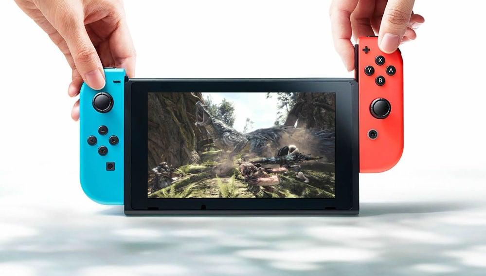 Monster Hunter World en Nintendo Switch