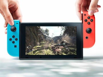Monster Hunter World en Nintendo Switch