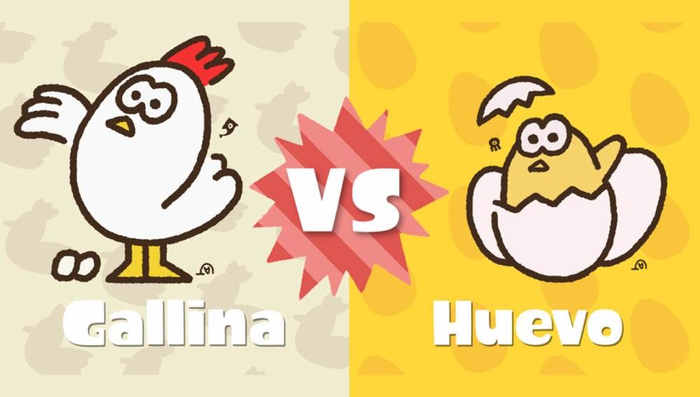 Gallina vs Huevo