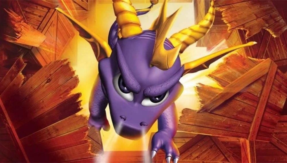 Spyro: The Dragon