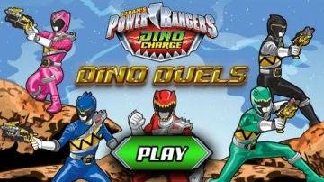 Juega al Dino Duels de Power Rangers