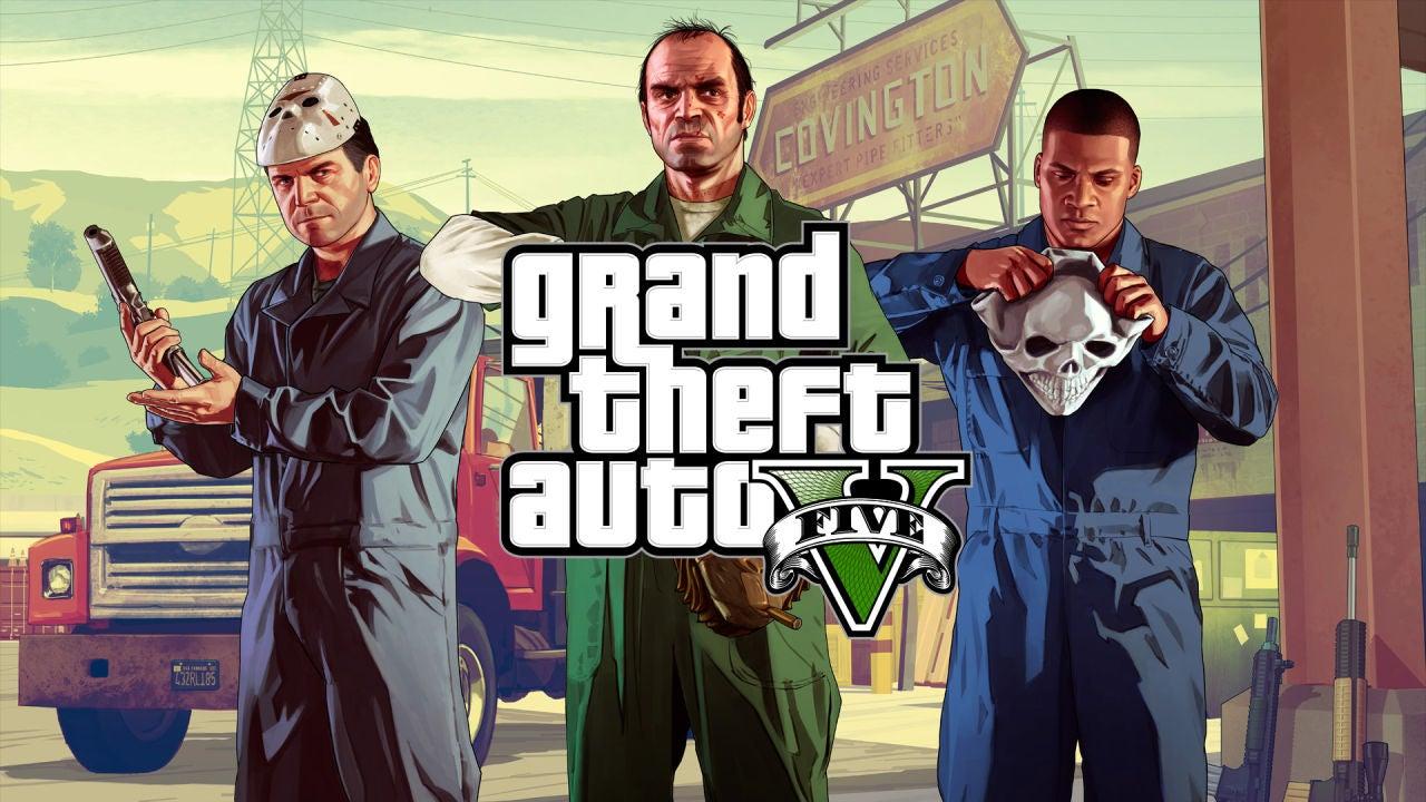 GTA V para PS5 ya es oficial: Rockstar anuncia juego online gratis y fecha de lanzamiento - VÍDEO