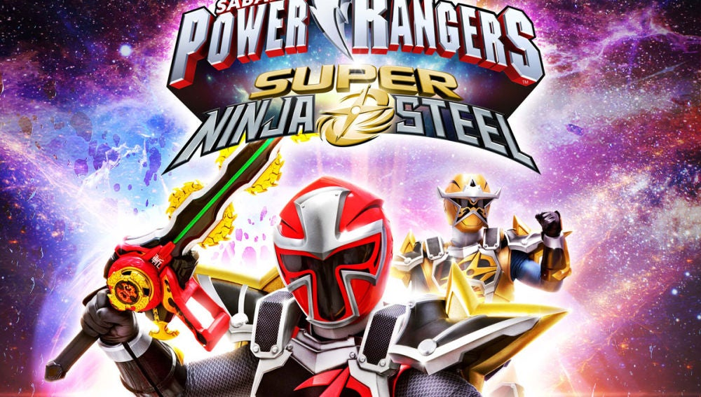 Power Rangers Super Ninja Steel