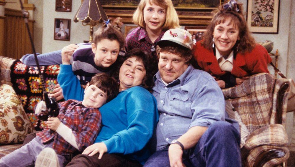 Roseanne vuelve con su reparto original y se emitirá en Neox