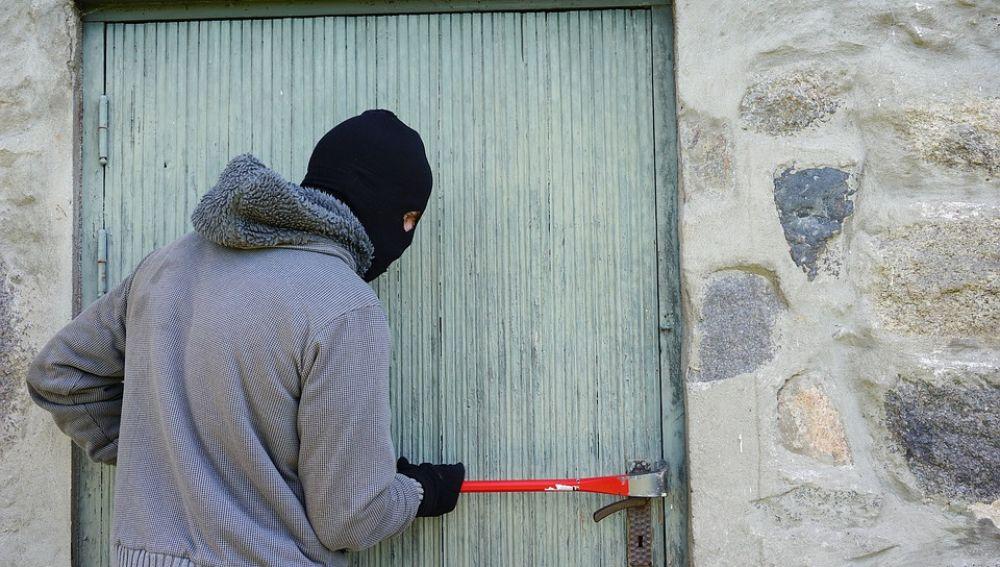 Indumentaria del ladrón