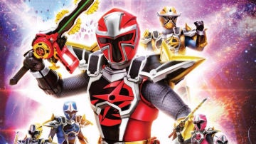 Power Rangers Super Ninja Steel (Sección)