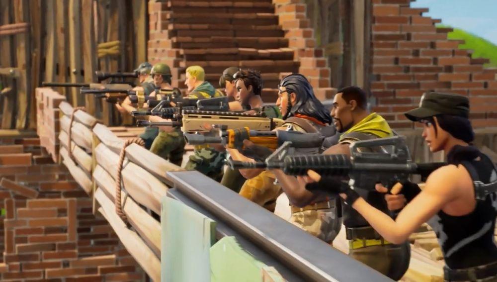 Aparece un nuevo bug en Fortnite que desintegra a los jugadores