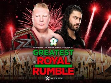 The WWE Greatest Royal Rumble