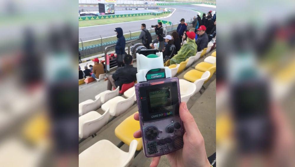 Fotografía con Game Boy Camera