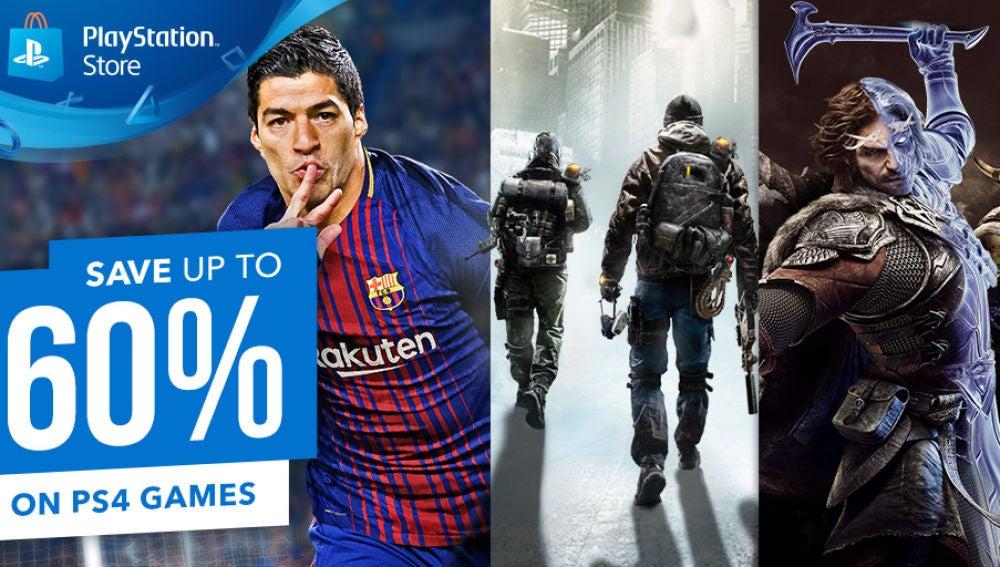 Ofertas PlayStation Store