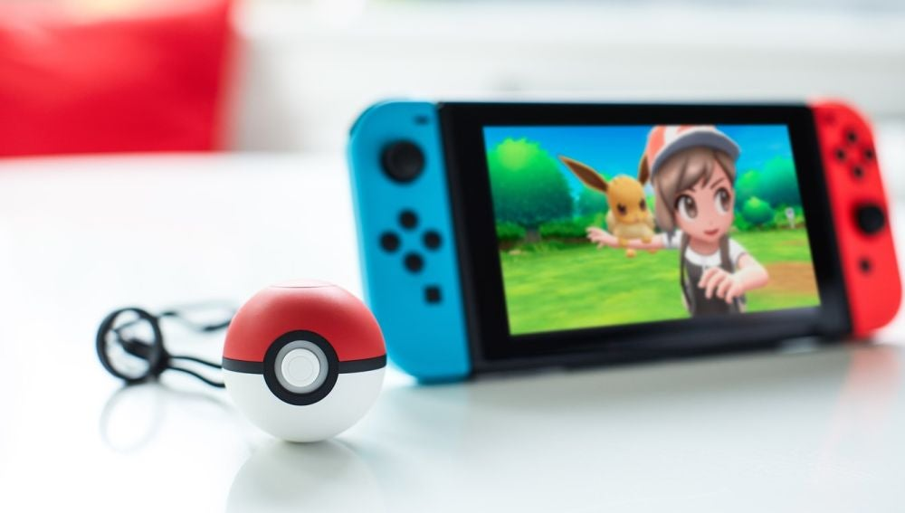 Pokémon Let's Go Pikachu! / Pokémon Let's Go Eeve!
