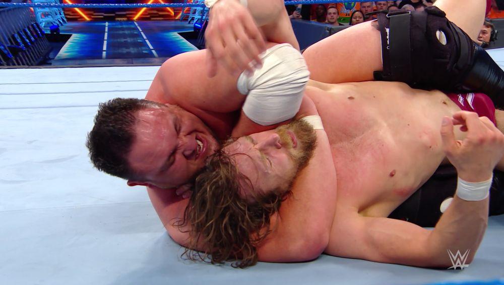 Samoa Joe estará en WWE Money in the Bank